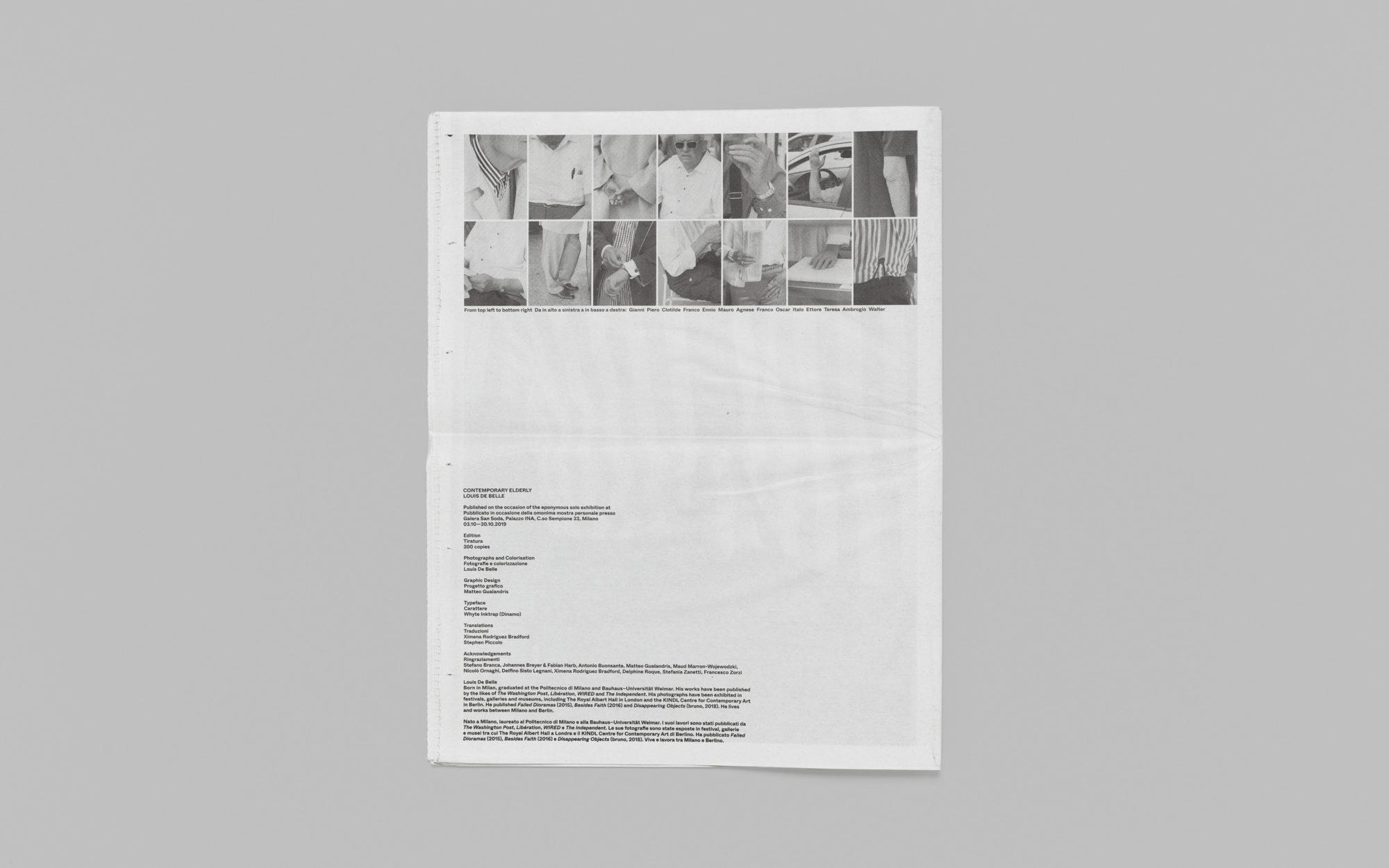 Mostra Design Milano 2018 matteo gualandris - art direction and graphic design